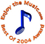 "Enjoy The Music ""Best of 2004"" Award"