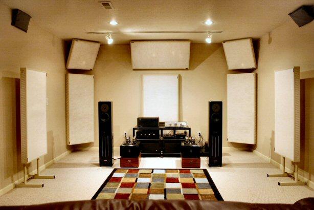 Having A Living Room As A Audio Studio